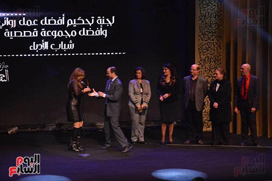 جائزة ساويرس الثقافية تقرر مكافأة أعمال القوائم القصيرة فى دورتها الـ14 (9)