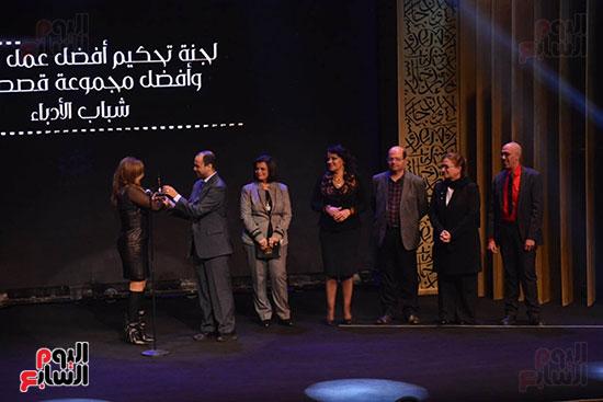 جائزة ساويرس الثقافية تقرر مكافأة أعمال القوائم القصيرة فى دورتها الـ14 (10)