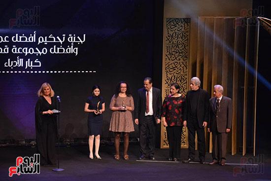 جائزة ساويرس الثقافية تقرر مكافأة أعمال القوائم القصيرة فى دورتها الـ14 (6)