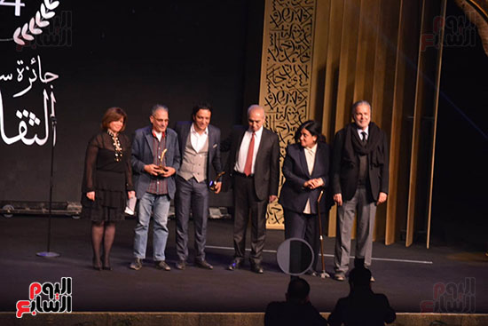 جائزة ساويرس الثقافية تقرر مكافأة أعمال القوائم القصيرة فى دورتها الـ14 (4)