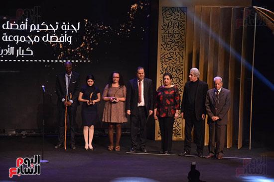 جائزة ساويرس الثقافية تقرر مكافأة أعمال القوائم القصيرة فى دورتها الـ14 (8)