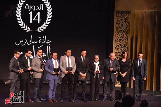 جائزة ساويرس الثقافية تقرر مكافأة أعمال القوائم القصيرة فى دورتها الـ14 (32)