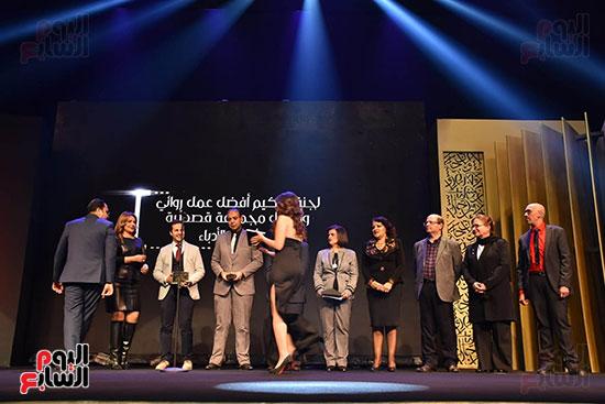 جائزة ساويرس الثقافية تقرر مكافأة أعمال القوائم القصيرة فى دورتها الـ14 (20)