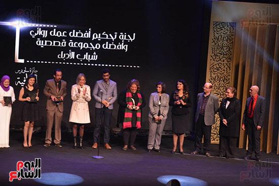 جائزة ساويرس الثقافية تقرر مكافأة أعمال القوائم القصيرة فى دورتها الـ14 (43)