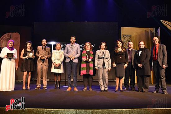 جائزة ساويرس الثقافية تقرر مكافأة أعمال القوائم القصيرة فى دورتها الـ14 (14)