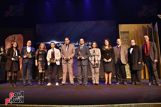 جائزة ساويرس الثقافية تقرر مكافأة أعمال القوائم القصيرة فى دورتها الـ14 (19)
