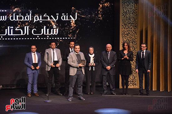 جائزة ساويرس الثقافية تقرر مكافأة أعمال القوائم القصيرة فى دورتها الـ14 (33)