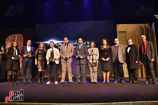 جائزة ساويرس الثقافية تقرر مكافأة أعمال القوائم القصيرة فى دورتها الـ14 (18)