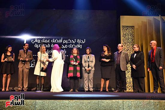 جائزة ساويرس الثقافية تقرر مكافأة أعمال القوائم القصيرة فى دورتها الـ14 (15)