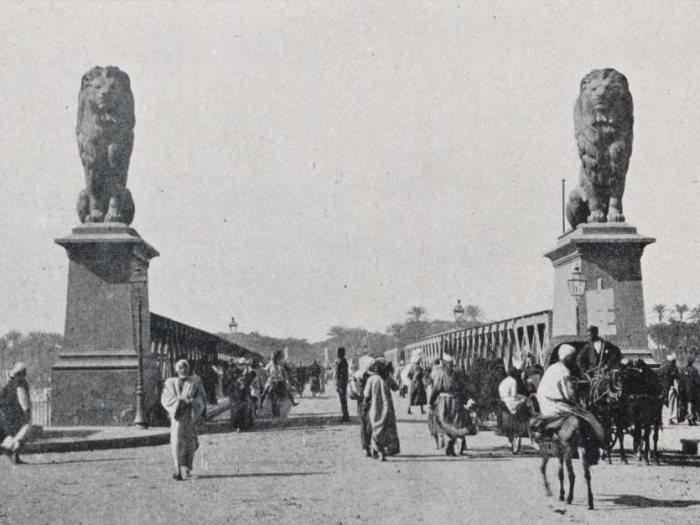 قصر النيل