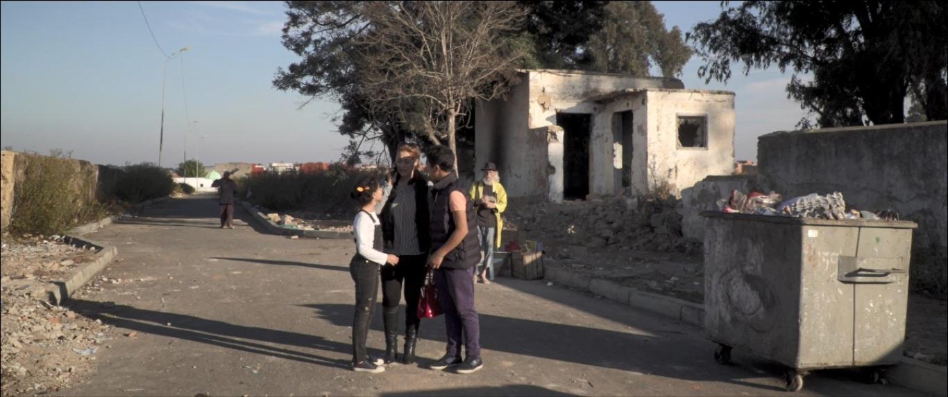 فيلم عناق للمخرج سهام العلاوي