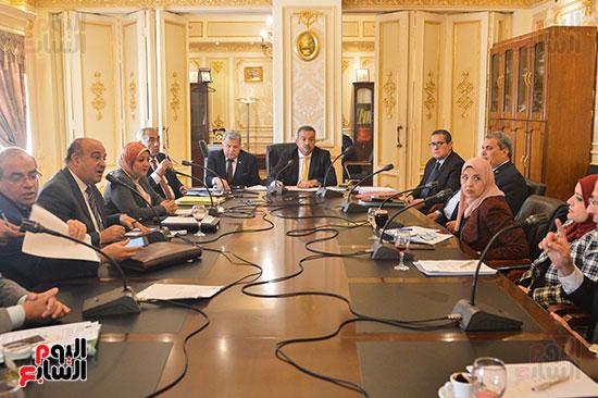 لجنة الصحة بالبرلمان (1)