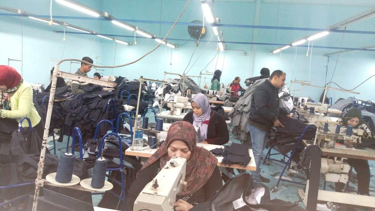مشروع الـ 58 مصنع ببورسعيد (15)