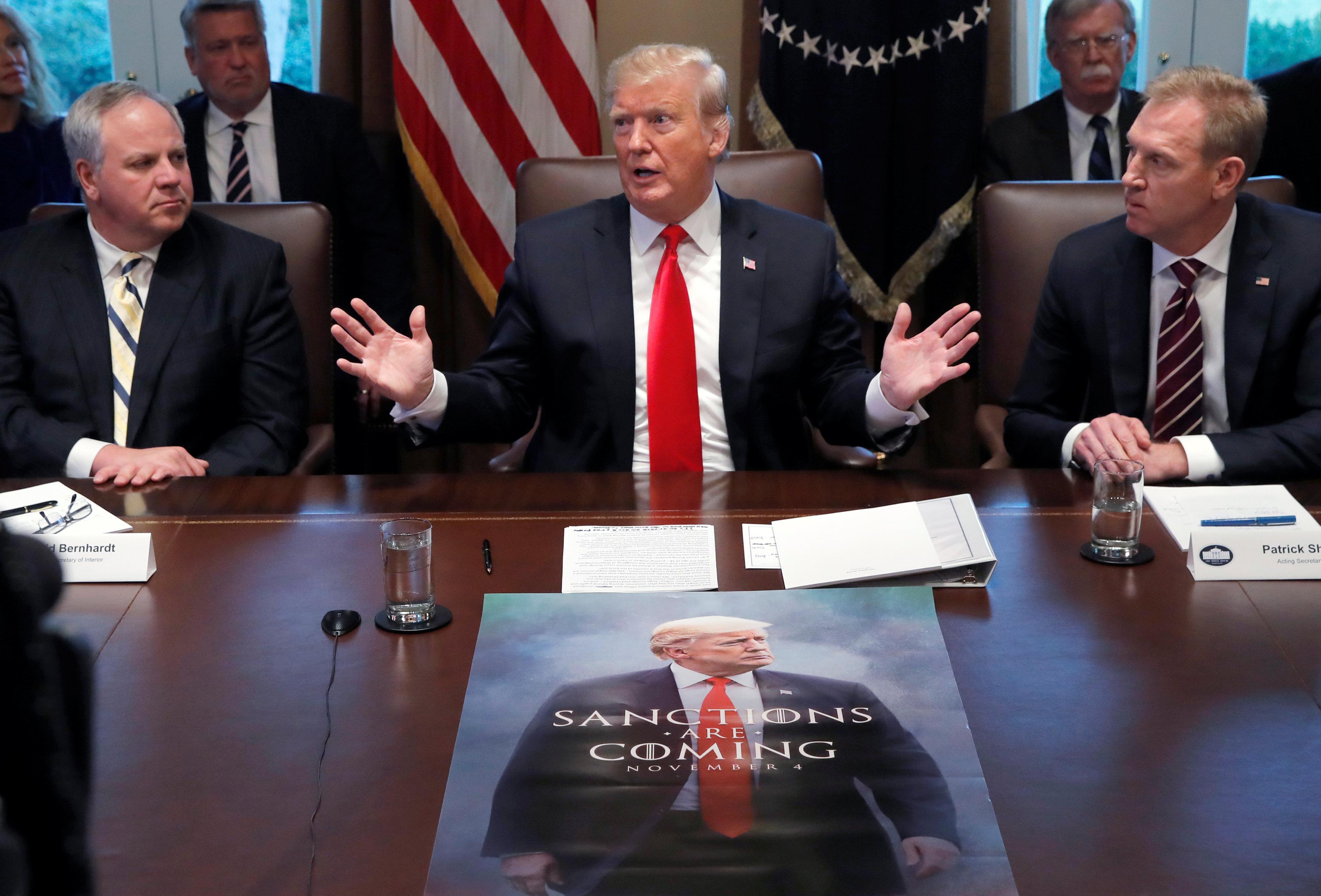 دونالد ترامب الرئيس الأمريكى (4)