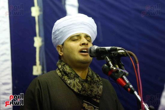 ياسين التهامى بالليلة اليتيمة لذكرى استقرار رأس الحسين  (4)