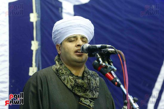 ياسين التهامى بالليلة اليتيمة لذكرى استقرار رأس الحسين  (50)
