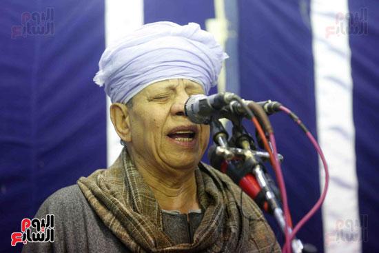 ياسين التهامى بالليلة اليتيمة لذكرى استقرار رأس الحسين  (40)