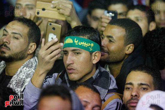 ياسين التهامى بالليلة اليتيمة لذكرى استقرار رأس الحسين  (24)