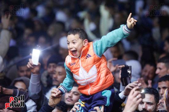 ياسين التهامى بالليلة اليتيمة لذكرى استقرار رأس الحسين  (6)