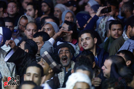 ياسين التهامى بالليلة اليتيمة لذكرى استقرار رأس الحسين  (5)