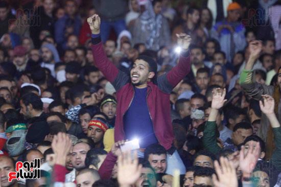 ياسين التهامى بالليلة اليتيمة لذكرى استقرار رأس الحسين  (19)