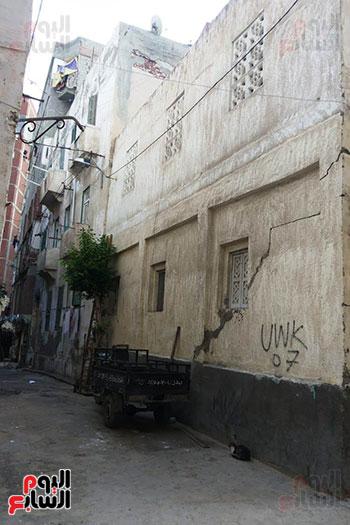 كوم الدكة المنطقة التراثية المرشحة لمنظمة اليونيسكو (19)