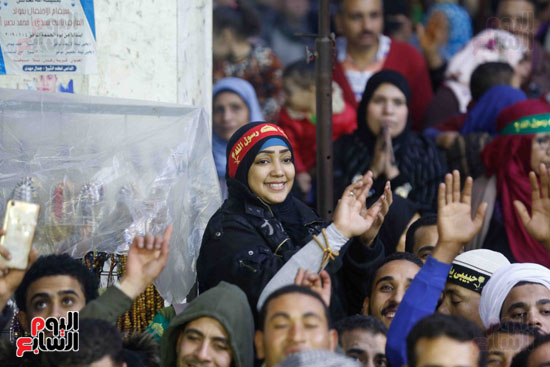 ياسين التهامى بالليلة اليتيمة لذكرى استقرار رأس الحسين  (7)