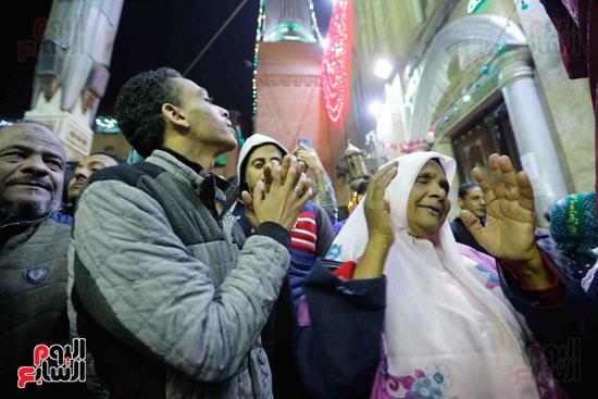 ياسين التهامى بالليلة اليتيمة لذكرى استقرار رأس الحسين  (29)