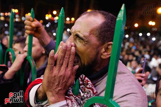 ياسين التهامى بالليلة اليتيمة لذكرى استقرار رأس الحسين  (43)