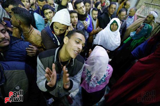 ياسين التهامى بالليلة اليتيمة لذكرى استقرار رأس الحسين  (28)