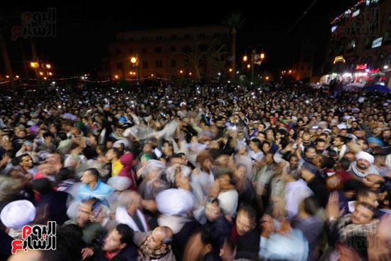 ياسين التهامى بالليلة اليتيمة لذكرى استقرار رأس الحسين  (38)