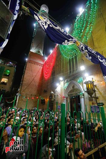 ياسين التهامى بالليلة اليتيمة لذكرى استقرار رأس الحسين  (1)