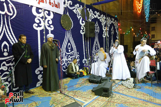 ياسين التهامى بالليلة اليتيمة لذكرى استقرار رأس الحسين  (51)