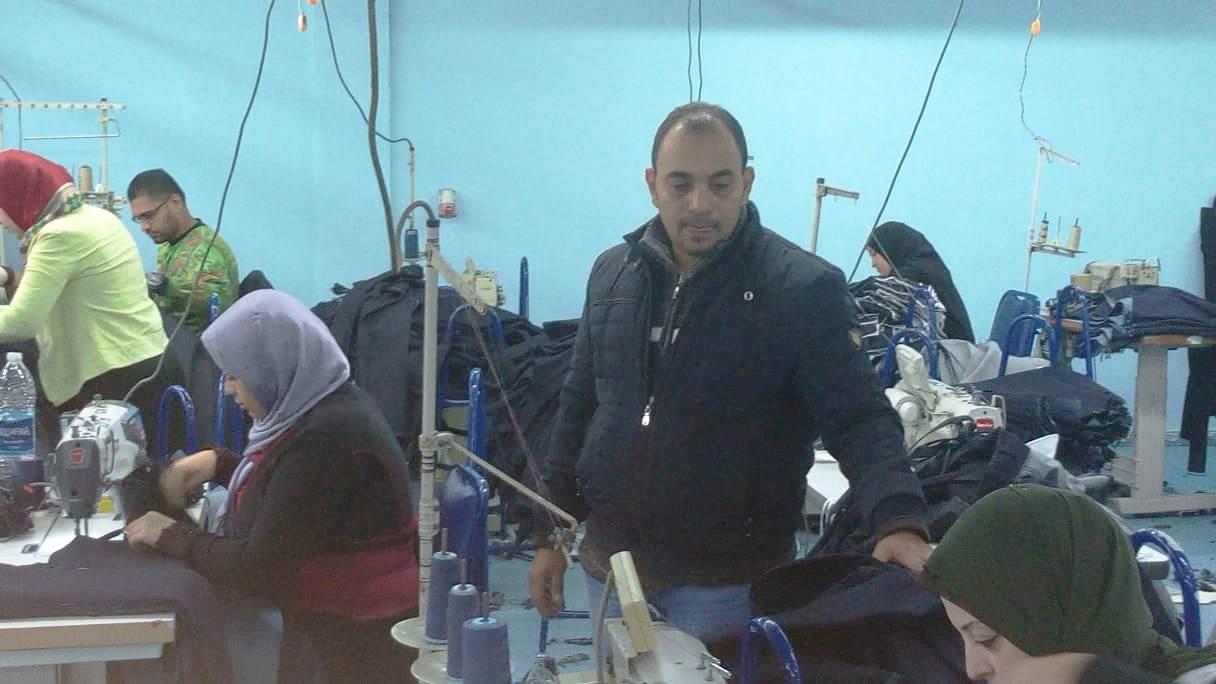 مشروع الـ 58 مصنع ببورسعيد (12)
