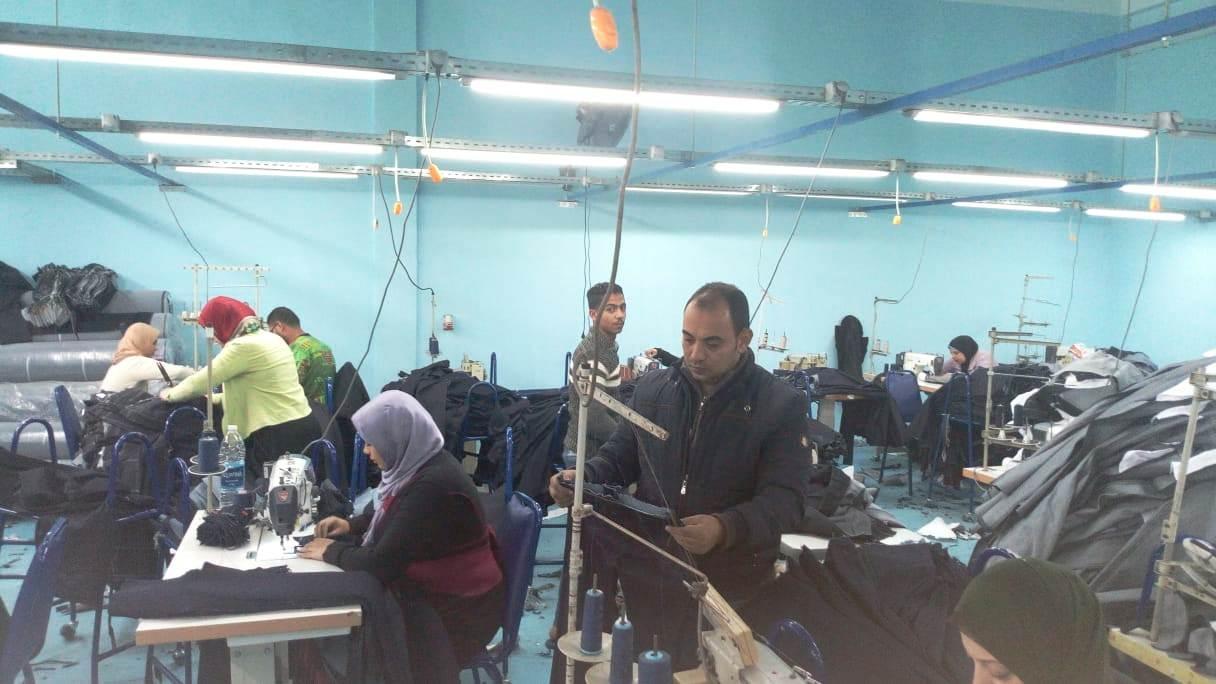 مشروع الـ 58 مصنع ببورسعيد (3)