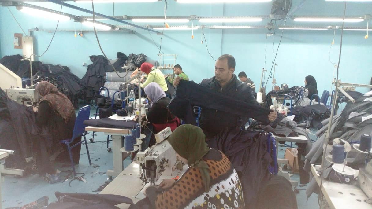 مشروع الـ 58 مصنع ببورسعيد (5)