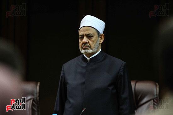 الدكتور أحمد الطيب، شيخ الأزهر الشريف (5)