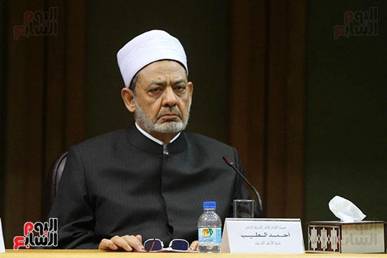 الدكتور أحمد الطيب، شيخ الأزهر الشريف (13)