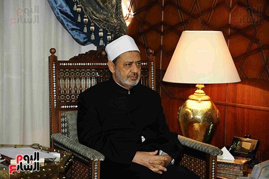 الدكتور أحمد الطيب، شيخ الأزهر الشريف (7)