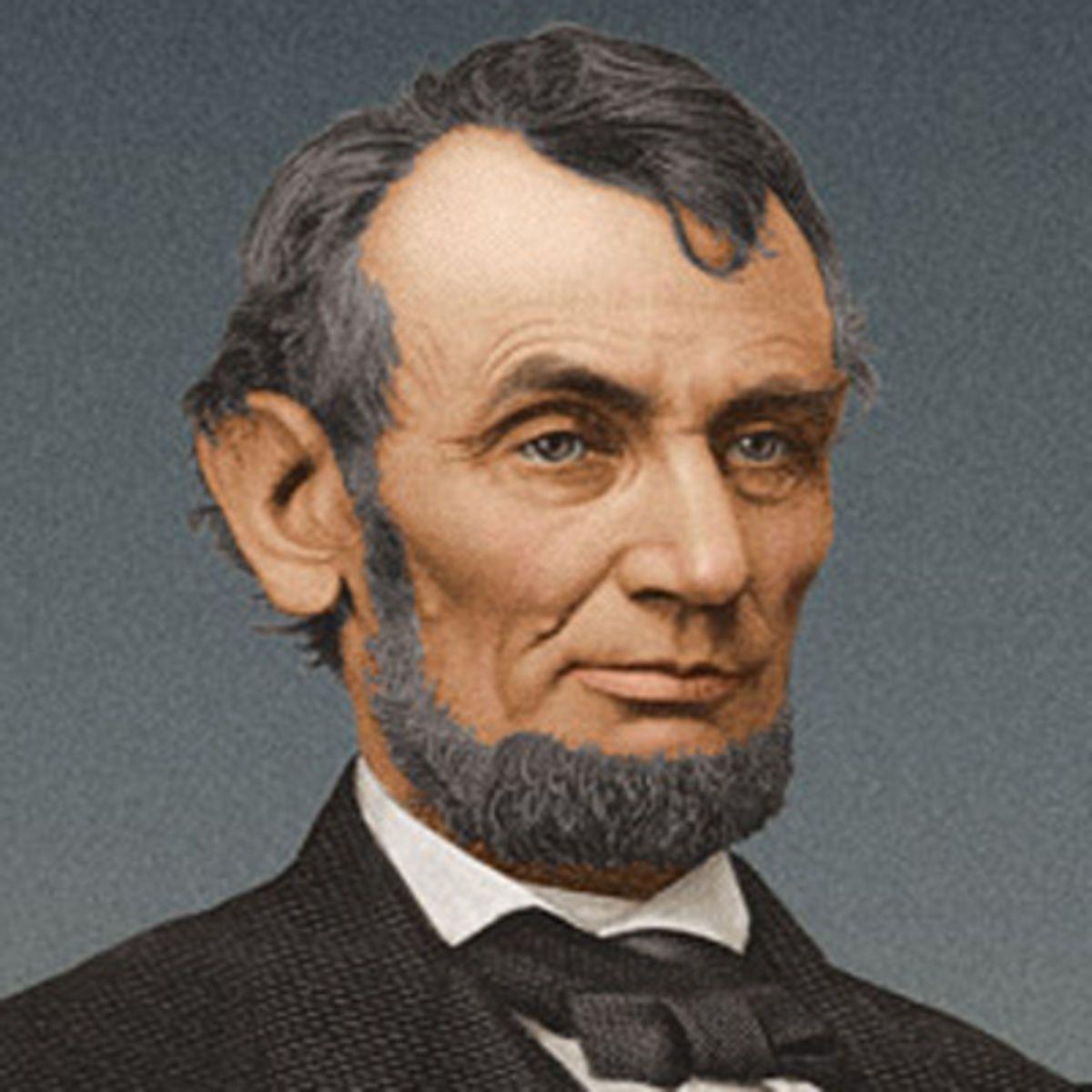 آبراهام لينكولن