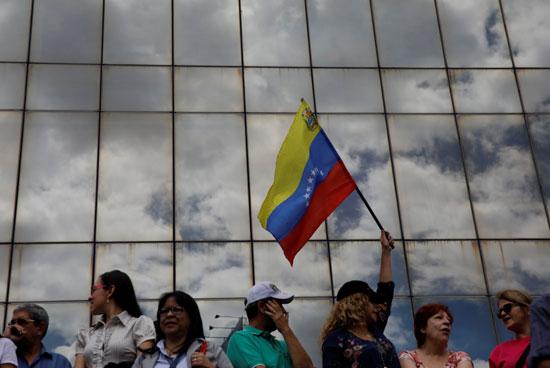 مظاهرات فنزويلا (2)