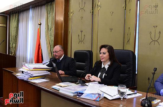 أجتماع اللجنة الفرعية المنبثقة عن لجنة الخطة والموازنة بمجلس النواب  (4)