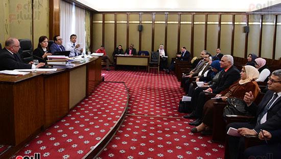 أجتماع اللجنة الفرعية المنبثقة عن لجنة الخطة والموازنة بمجلس النواب  (6)