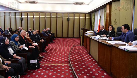 أجتماع اللجنة الفرعية المنبثقة عن لجنة الخطة والموازنة بمجلس النواب  (7)