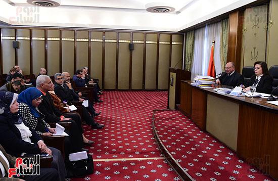 أجتماع اللجنة الفرعية المنبثقة عن لجنة الخطة والموازنة بمجلس النواب  (2)
