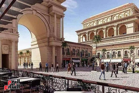 مدينة الفنون والثقافة بالعاصمة الإدارية  (2)
