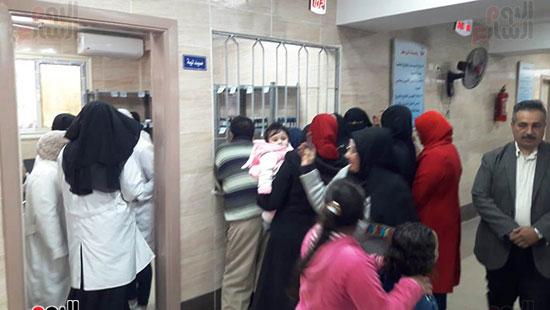 وزيرة الصحة تفتتح وحدتين لطب الأسرة (24)
