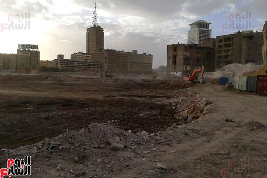 أعمال حفر أثاثات أبراج مثلث ماسبيرو (26)