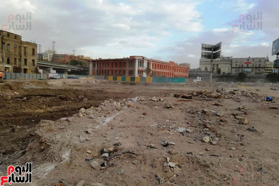 أعمال حفر أثاثات أبراج مثلث ماسبيرو (13)