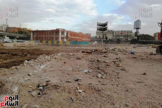 أعمال حفر أثاثات أبراج مثلث ماسبيرو (10)